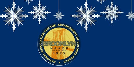 Brooklyn NAACP 2019 Holiday Party tickets