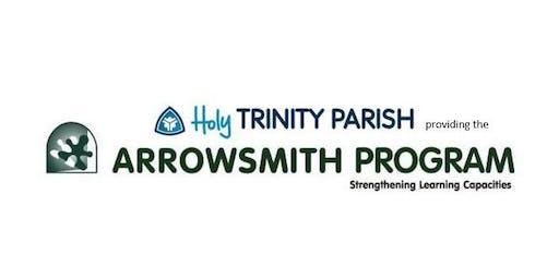 Barbara Arrowsmith-Young Presents at Holy Trinity Parish - St. Catherine's