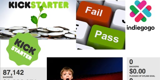Jan 7th: Kickstarter Pass or Fail at Inventors Network KY - Lexington