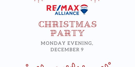 RE/MAX Alliance Christmas Party