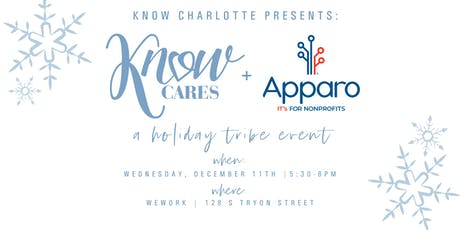 KNOW Charlotte Holiday Tribe Event tickets