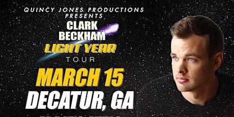 Clark Beckham: Light Year Tour w/ Will Nolan tickets