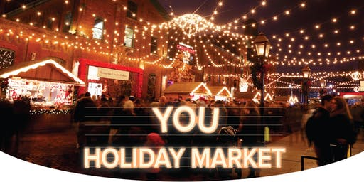 YOU Holiday Market: Pre-order products from the YOU Made It Cafe!