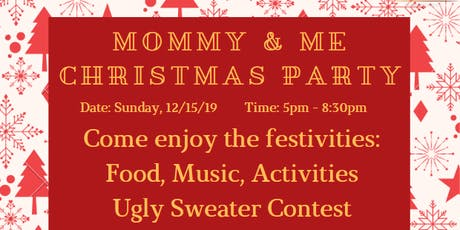 Mommy & Me Christmas Party tickets