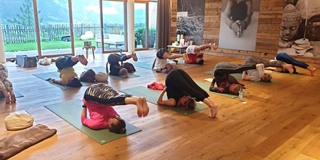 5 Tage Yoga, Meditation, Mountain & Soul. Im Kraftort Gasteinertal tickets