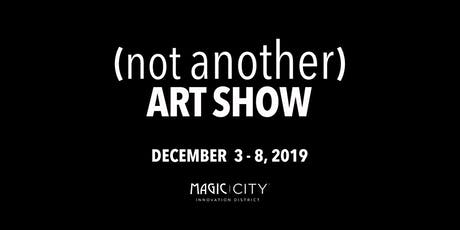 Not Another Art Show (NAAS) tickets