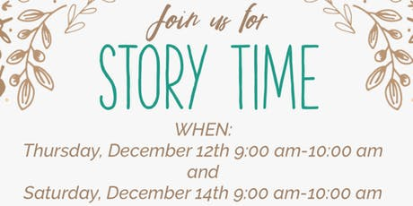 Milk and Honey Babies Story Time tickets