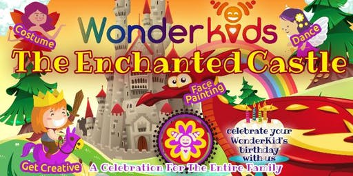 WonderKids Presents: The Enchanted Castle