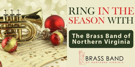 Ring in the Season with the Brass Band of Northern Virginia
