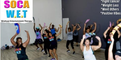 SOCA  W.E.T. (Workout Entertainment Therapy)