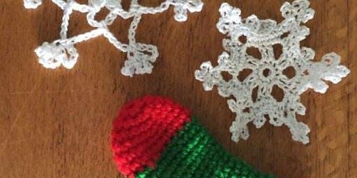 Crochet Christmas Decorations.