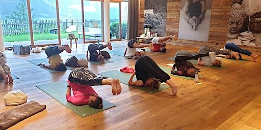 5 Tage Yoga, Meditation, Mountain & Soul. Im Kraftort Gasteinertal