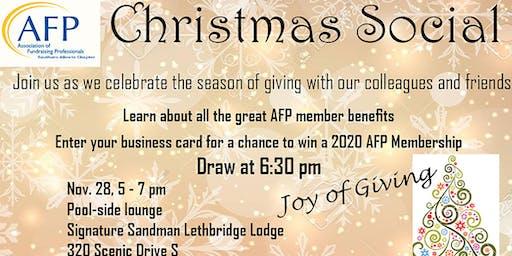 AFP Christmas Social