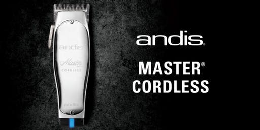 Andis Master Cordless Launch (Brisbane)
