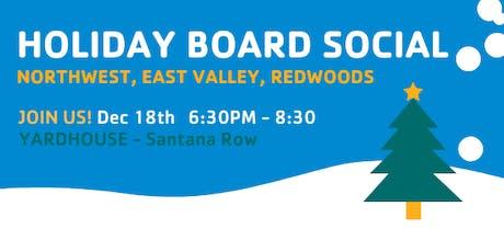 Regional Board Social tickets