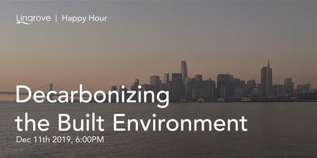 Decarbonizing the Built Environment tickets