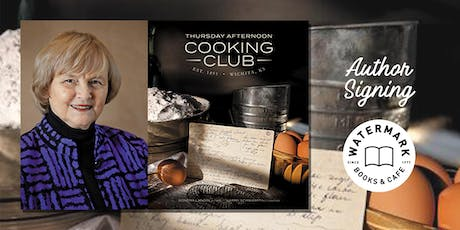 Thursday Afternoon Cooking Club Signing with Sondra Langel! tickets