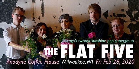 The Flat Five tickets