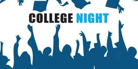 HTH Village Wide College Info Night tickets