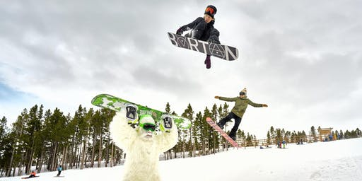 Dew Shreditory Slopestyle Jumps Competition