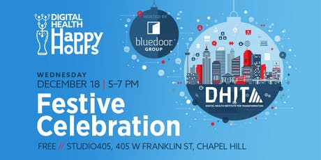 Digital Health Happy Hour - Chapel Hill tickets