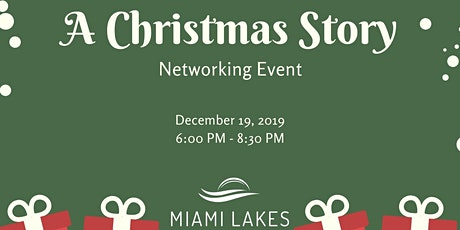 A Christmas Story: Networking Event tickets