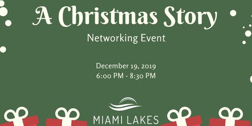 A Christmas Story: Networking Event