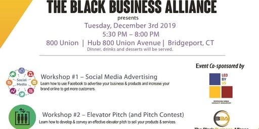 Black Business Alliance Small Business Workshop