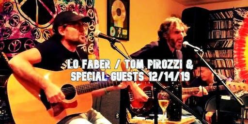 Lo Faber of God Street Wine & Tom Pirozzi of Ominous Seapods