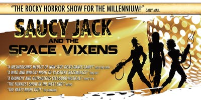 Saucy Jack and The Space Vixens Thursday Night