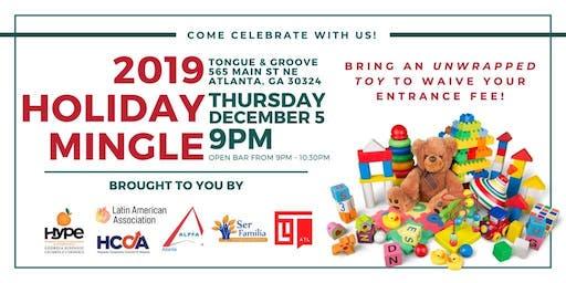 2019 Holiday Mingle Toy Drive