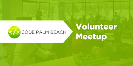 Volunteer Meetup tickets