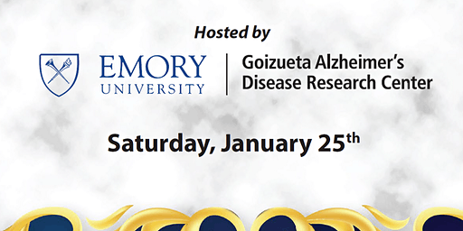 2020 Research Reception for Goizueta ADRC Volunteers at Emory