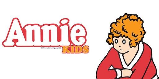 Annie Kids Camp