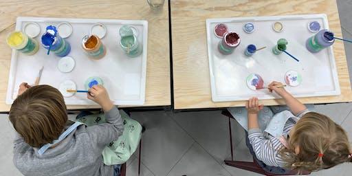 Découverte des techniques de modelage Céramique pour Enfant