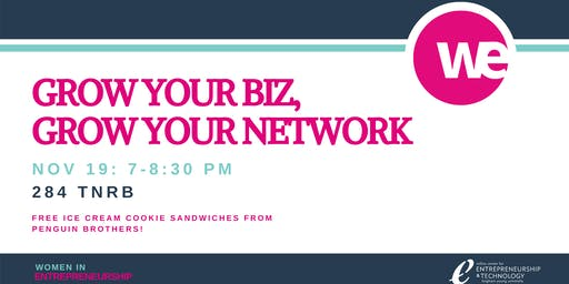 Grow Your Biz, Grow Your Network