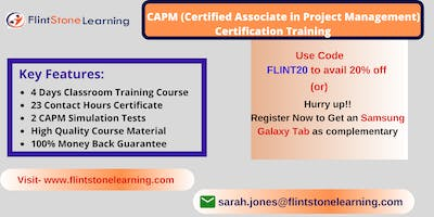 CAPM Certification Course in Apple Valley, CA