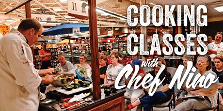Chef Nino Cooking Class R33 tickets