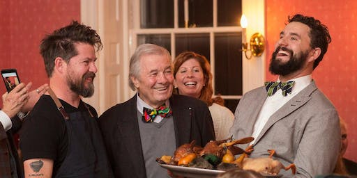 Annual Holiday Feast with Jacques Pepin