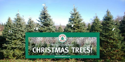 Christmas Traditions at Heritage Farms