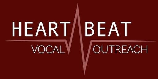 Heartbeat A Cappella's Fall Concert