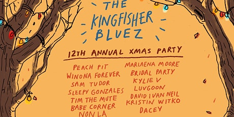 The Kingfisher Bluez 12th Annual Christmas Party tickets