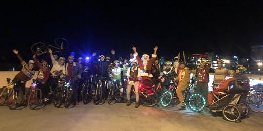 2019  Village Wrench Jingle Bell Ride