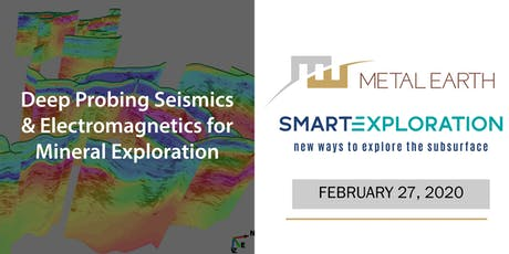 Workshop: Deep Probing Seismics & Electromagnetics for Mineral Exploration tickets