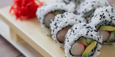 Sushi From Scratch - Cooking Class by Golden Apron™ tickets