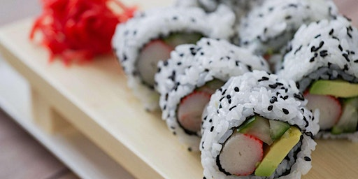 Sushi From Scratch - Cooking Class by Golden Apron™