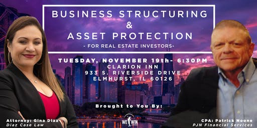 Business Structuring &  Asset Protection