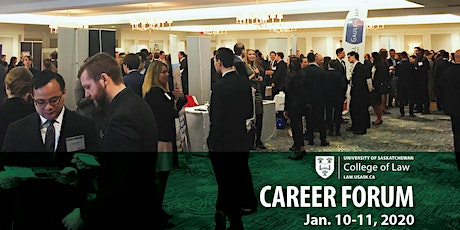 USask College of Law Career Forum 2020- Firm/Organization Registration tickets