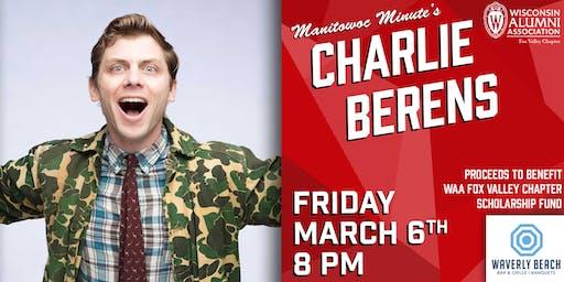 Manitowoc Minute's Charlie Berens