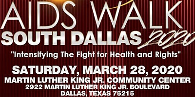 10th Anniversary AIDS Walk South Dallas